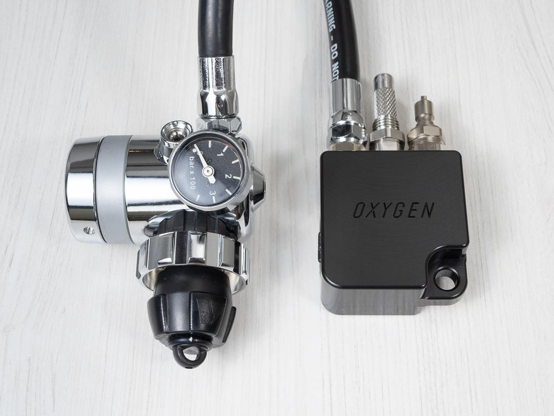 Oxygen Addition
